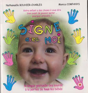 Photo langage des signes